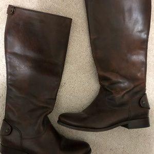 FRYE Melissa button back NWOT beautiful boots!!